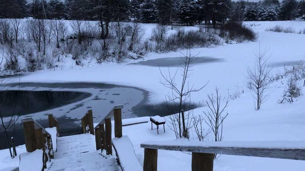 В Брянске на Крещение будут аномальные морозы