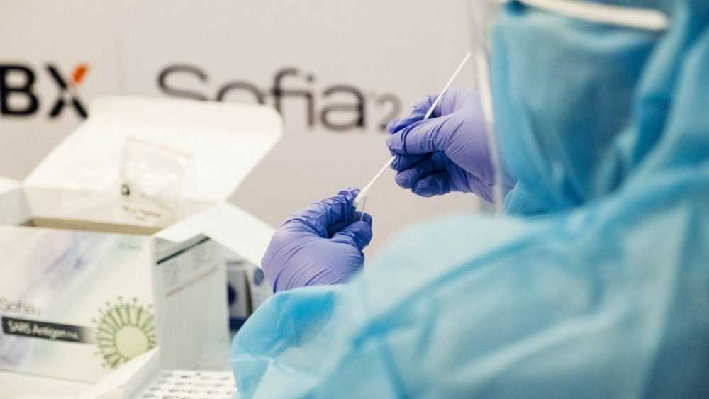 В Брянской области за сутки выявлено 87 человек заболевших коронавирусом