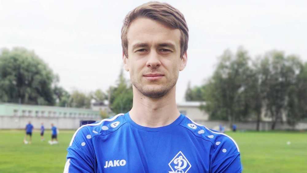 Из брянского «Динамо» ушел полузащитник Сергей Каретник
