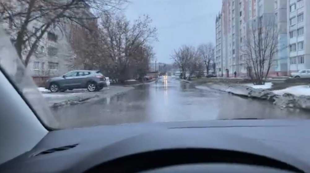 За ремонт «растаявшего» в Брянске асфальта заплатят дорожники