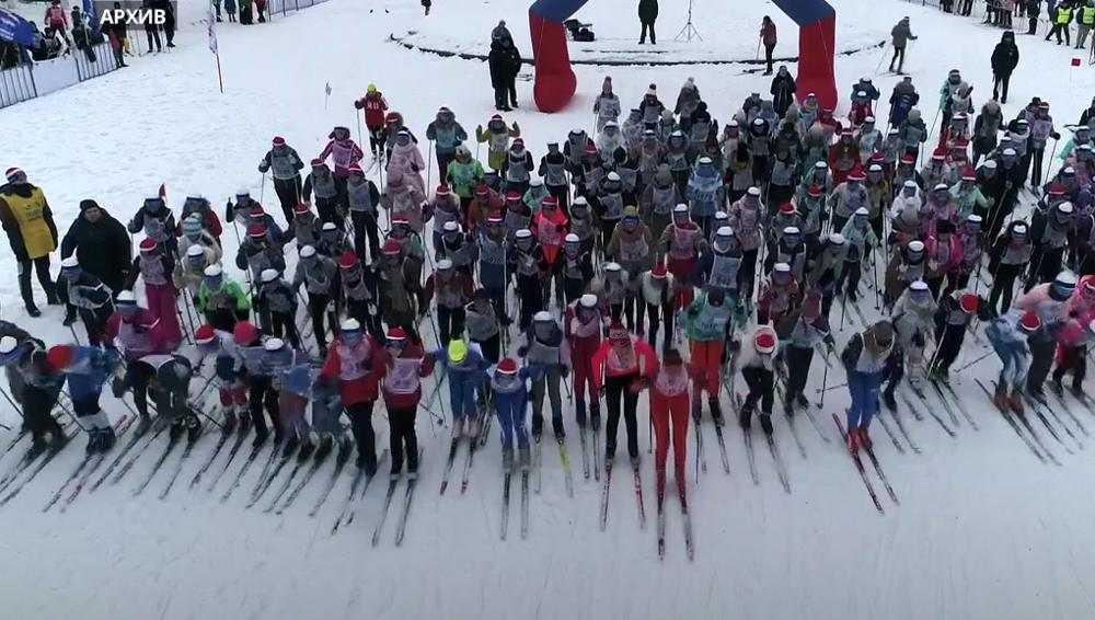 В Новозыбкове из-за непогоды отменили чемпионат по лыжным гонкам