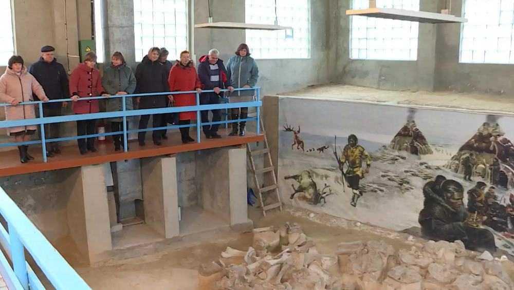 Брянский музей «Палеолит» обновят за 64 миллиона рублей