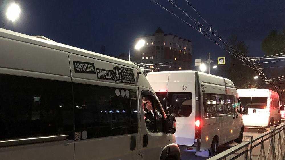 Брянск останется без маршруток