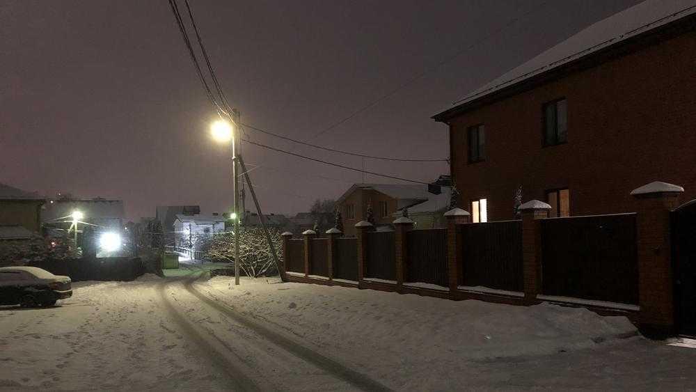 В Брянске на «улице Денина» отсалютовали ушедшему году