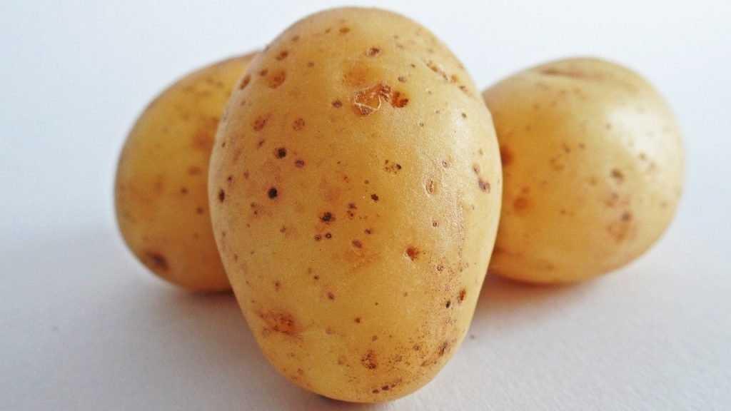 В рекламе банка восславили брянский картофель