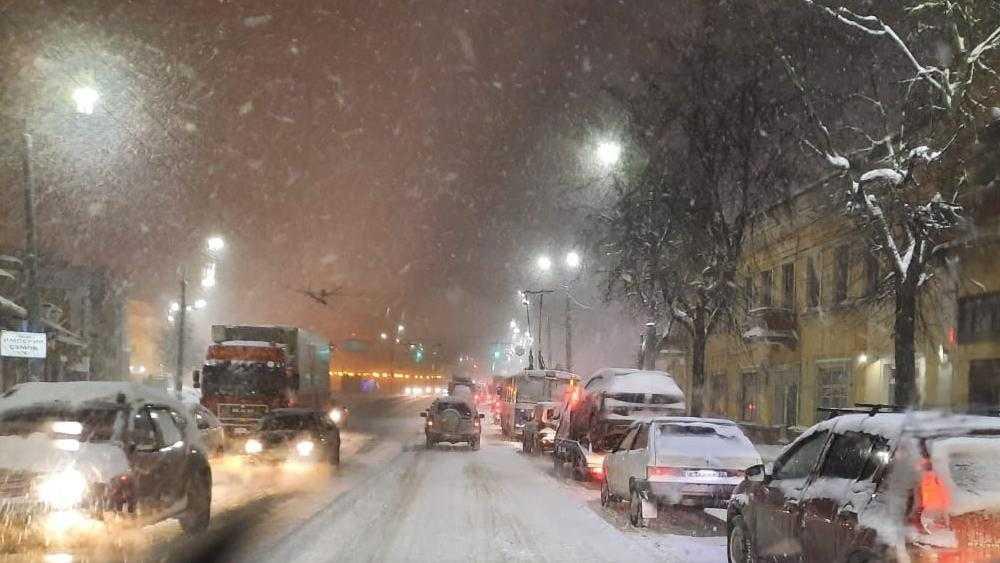 Морозы в Брянской области продержатся не менее недели