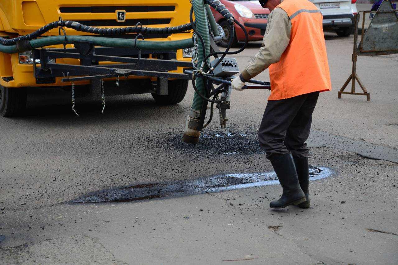 В Брянске отремонтируют участок дороги от улицы Ульянова до Куйбышева