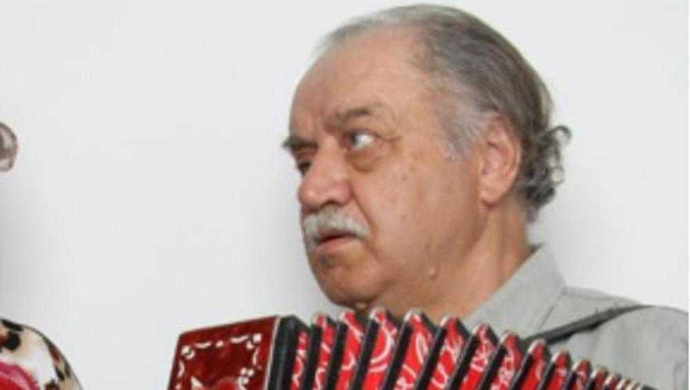 В Дятькове ушел из жизни музыкант Владимир Самосадный