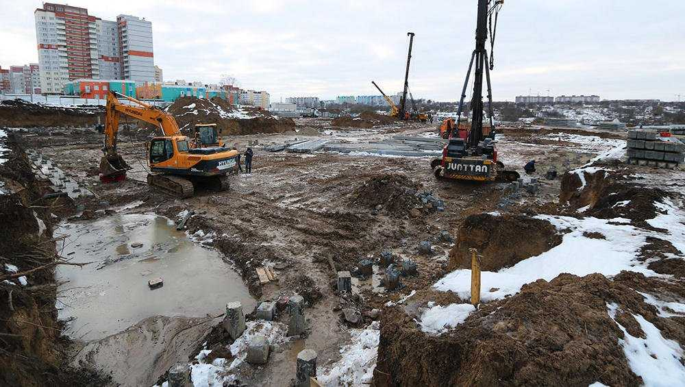 В Брянске в 4-м микрорайоне в 2022 году откроется новая школа
