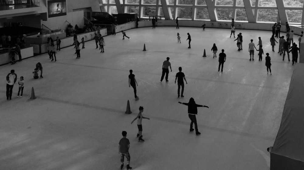 Брянских студентов пригласили на массовые катания на коньках