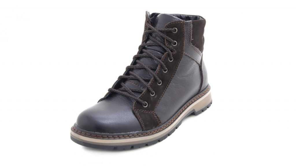 Советы по выбору мужской зимней обуви
