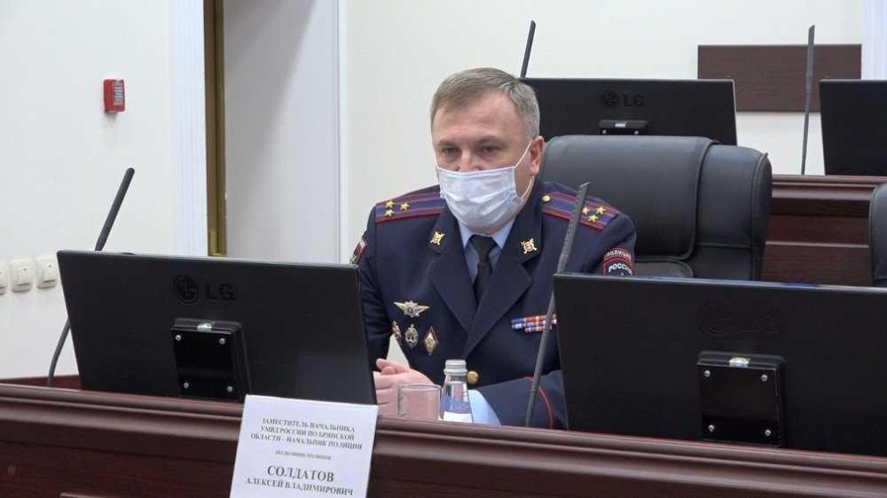 Заместителем главы брянского УМВД стал полковник из Мордовии Солдатов