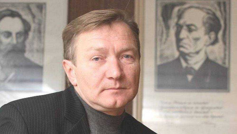 Брянскому поэту Владимиру Сорочкину исполнилось 60 лет