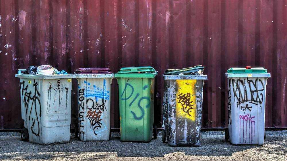В Брянске с начала года заменили 97 мусорных контейнеров