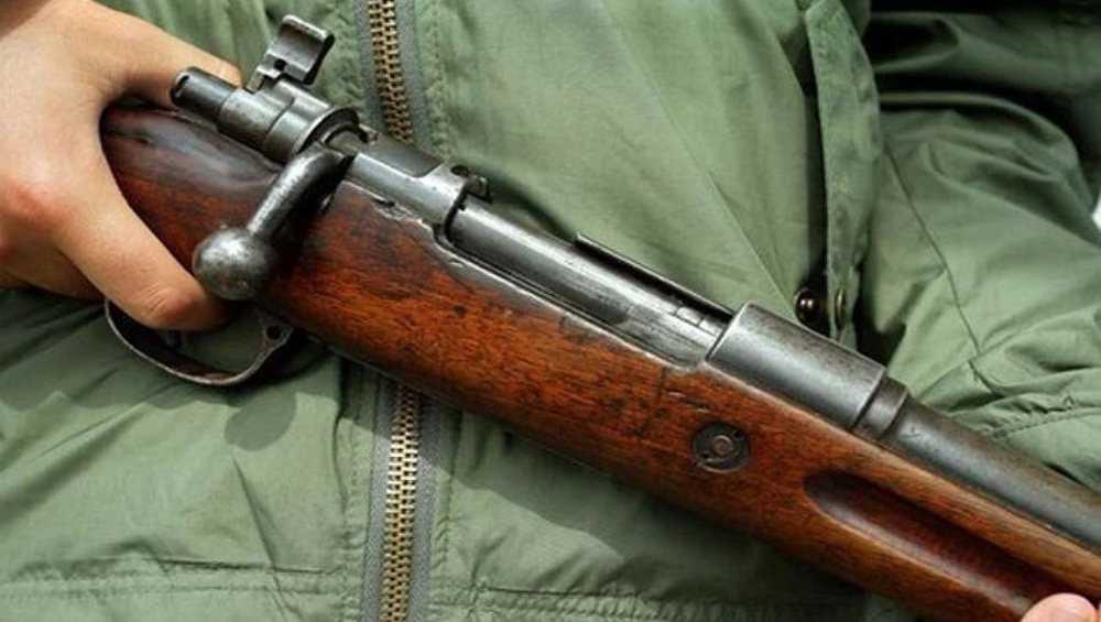 В Навле задержали брянца с винтовкой Мосина в руках