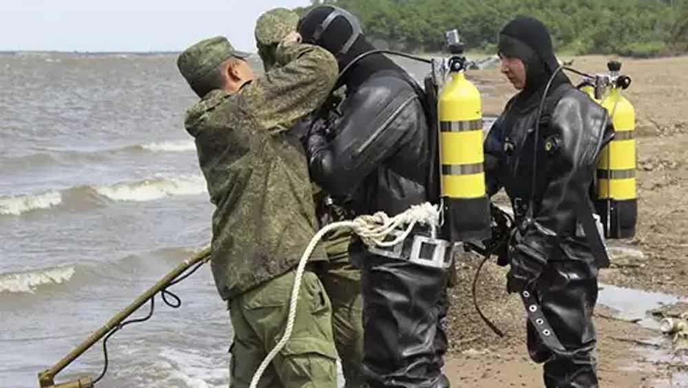 В этом году в Брянской области будут работать военные водолазы