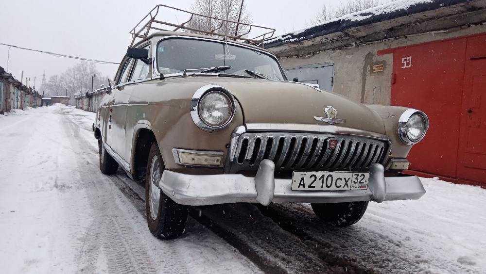 В Брянске выставили на продажу легенду советского автопрома