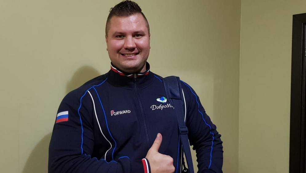 Чемпион мира Александр Бояров даст мастер-класс в Брянске