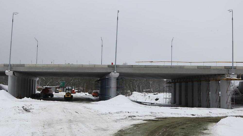 Набережную и новую дорогу в Брянске свяжут 648-метровым ответвлением