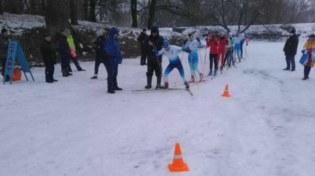 В Брасовском районе 60 школьников приняли участие в лыжной гонке