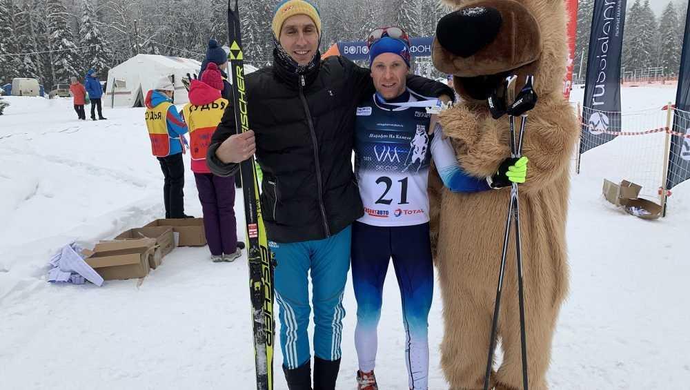 Брянский лыжник в Вологодской области выиграл марафон «На Комёле»