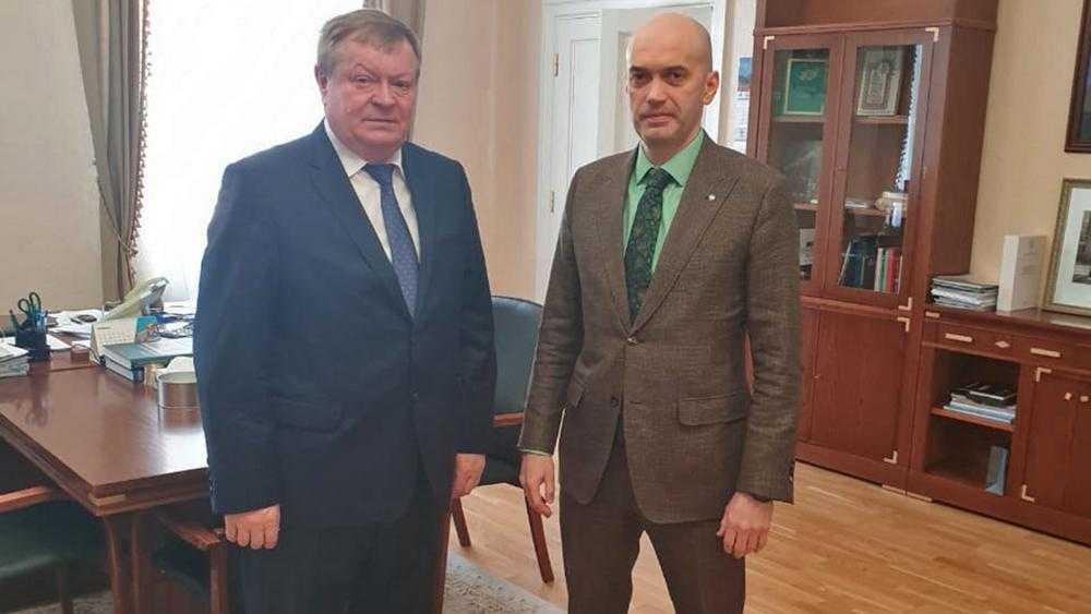 Москва примет важные решения для развития спорта в Брянской области