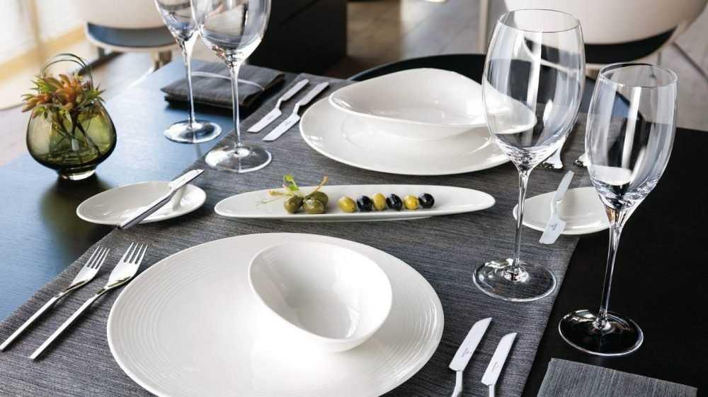 Как подобрать посуду для кафе или ресторана