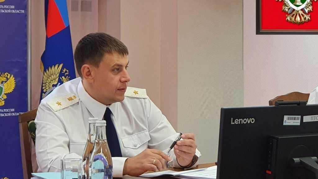 Бывший брянский прокурор Прасков переберется в Ростов-на-Дону