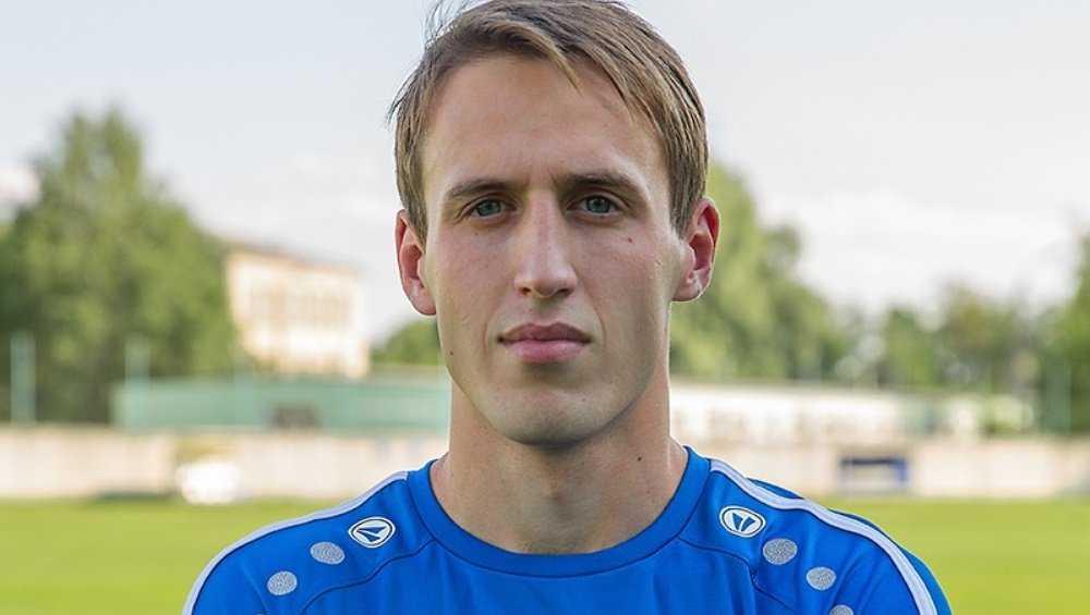 Брянское «Динамо» объявило об уходе полузащитника Юрия Першина