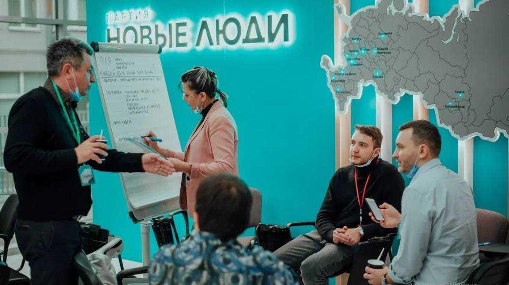 Новые люди в Брянске дали старт политическому реалити-шоу «#ДебатыКандидаты»