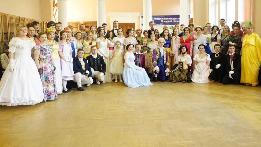 Брянскую молодежь пригласили на Сретенский бал