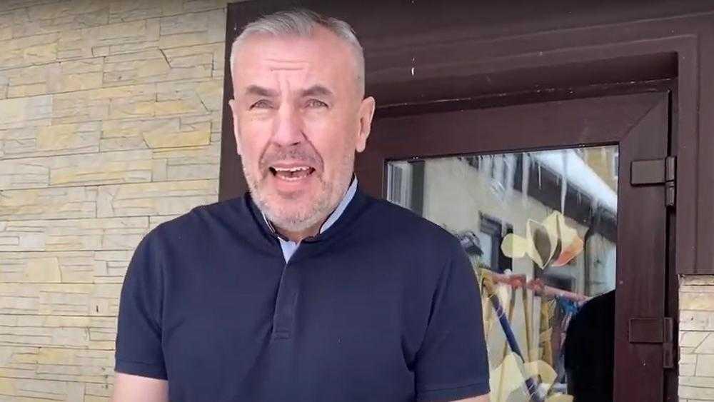 Брянский обвиняемый Коломейцев подготовился к новому аресту