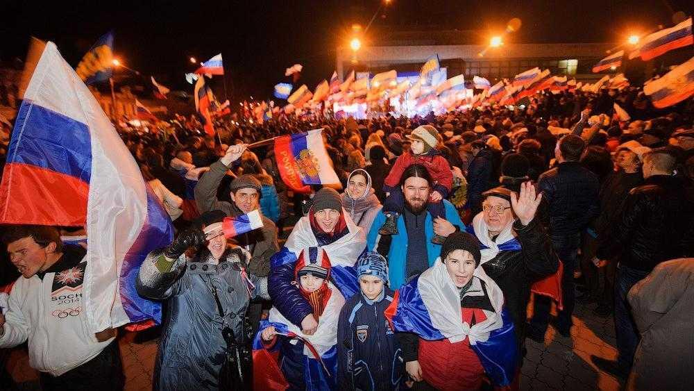 В Брянске началась подготовка к празднованию Крымской весны