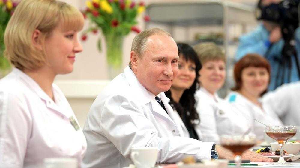 В Брянске вызвала пересуды новость о том, что врач получает 128 тысяч
