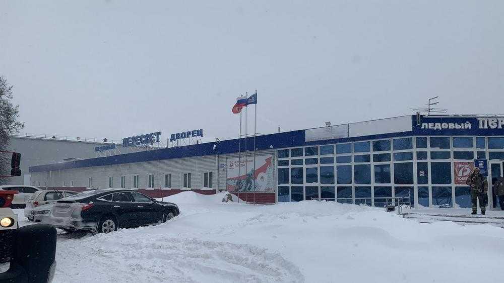 В Брянске завели уголовное дело после обрушения крыши ледового дворца «Пересвет»