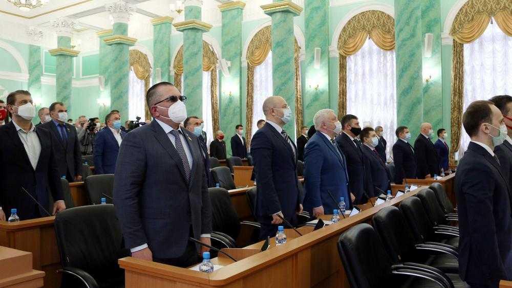Думский скандал изменит расстановку сил в брянской власти