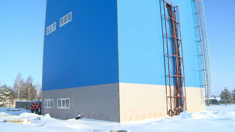 Почепский молокозавод запустит очистные сооружения в конце года
