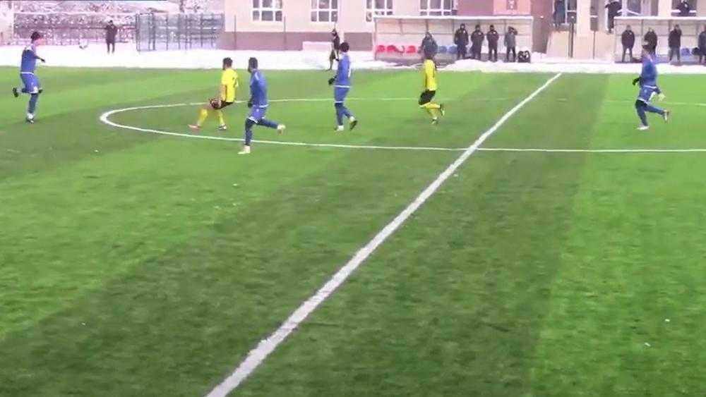 Брянское «Динамо» и «Анжи» из Махачкалы сыграли со счетом 1:1