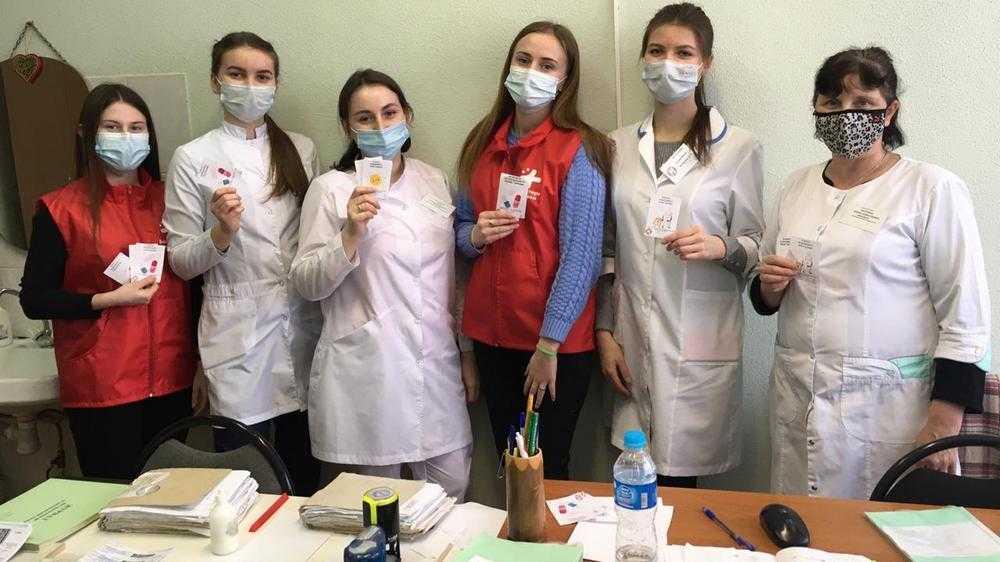В Брянске при участии медико-социального техникума открыли Школу ухода