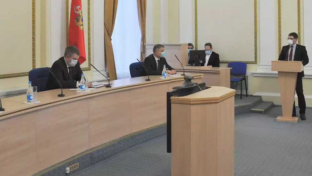 Брянский губернатор Богомаз похвалил малый и средний бизнес