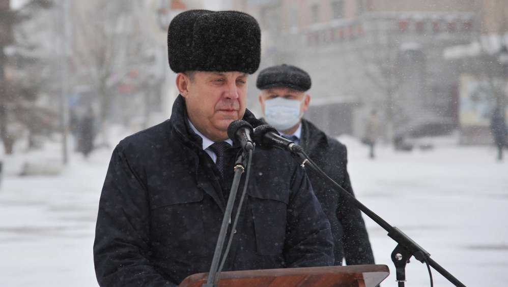 Брянский губернатор Александр Богомаз: Мы побеждаем коронавирус