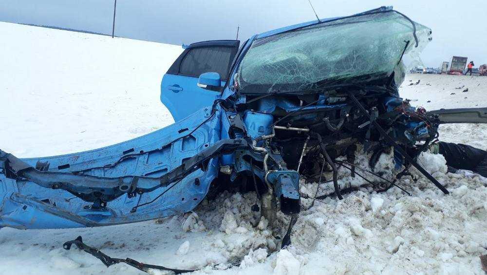В аварии под Унечей погибли два человека и еще двое были травмированы