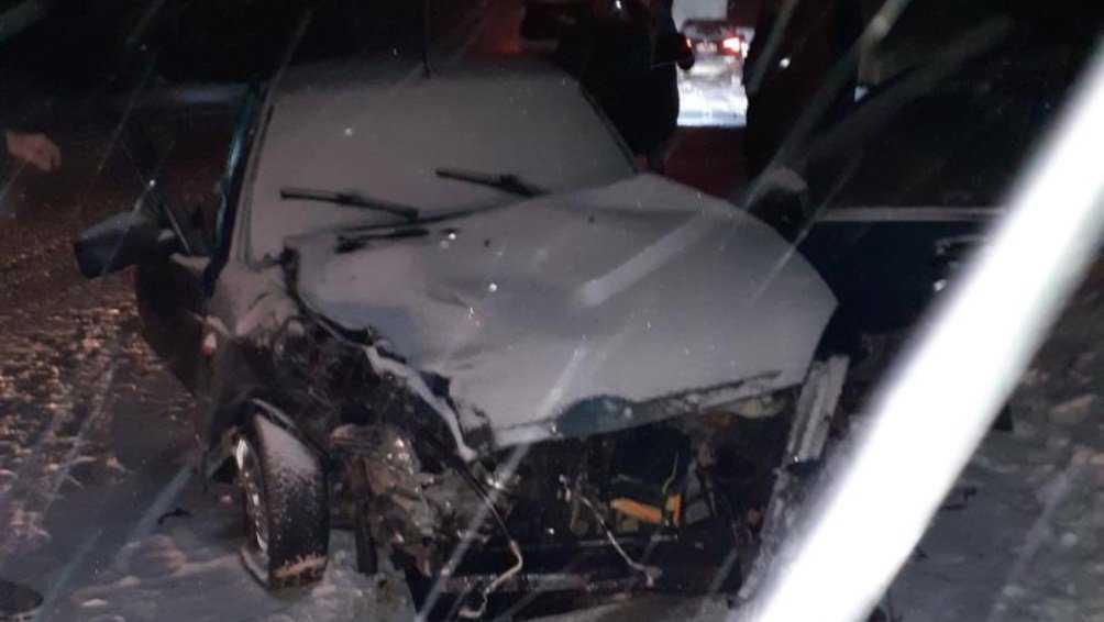 Юный водитель ВАЗ ранил двоих человек в ДТП под Почепом