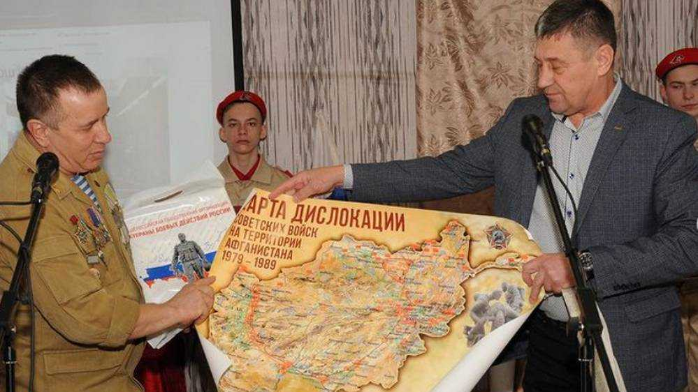 Вячеслав Губанов: Огромное уважение тем, кто добросовестно выполнил свой воинский долг