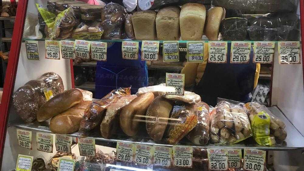 Стало известно, как подорожал хлеб в брянских магазинах