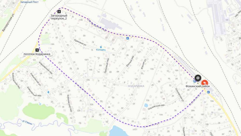 В Брянске на Ходаринке откроют движение общественного транспорта