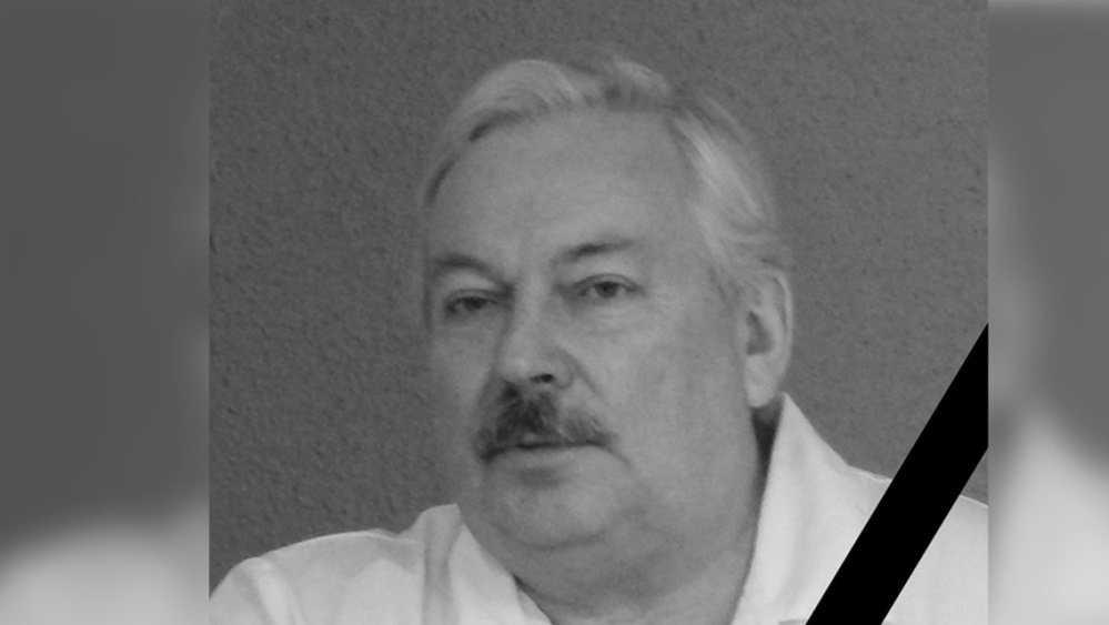 Скоропостижно скончался врач Брянского кардиодиспансера Виктор Игнатьев