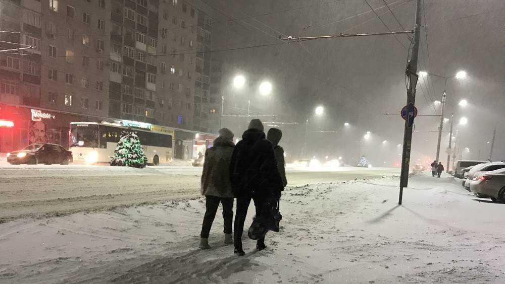 Брянской области 4 февраля пообещали снег и 5-градусное тепло