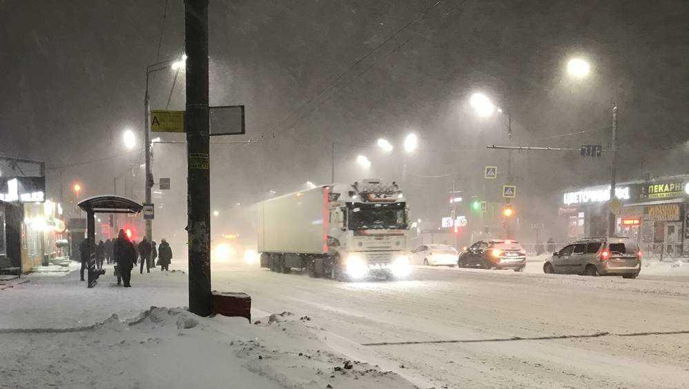 Гидрометцентр распространил экстренную информацию о погоде в Брянской области