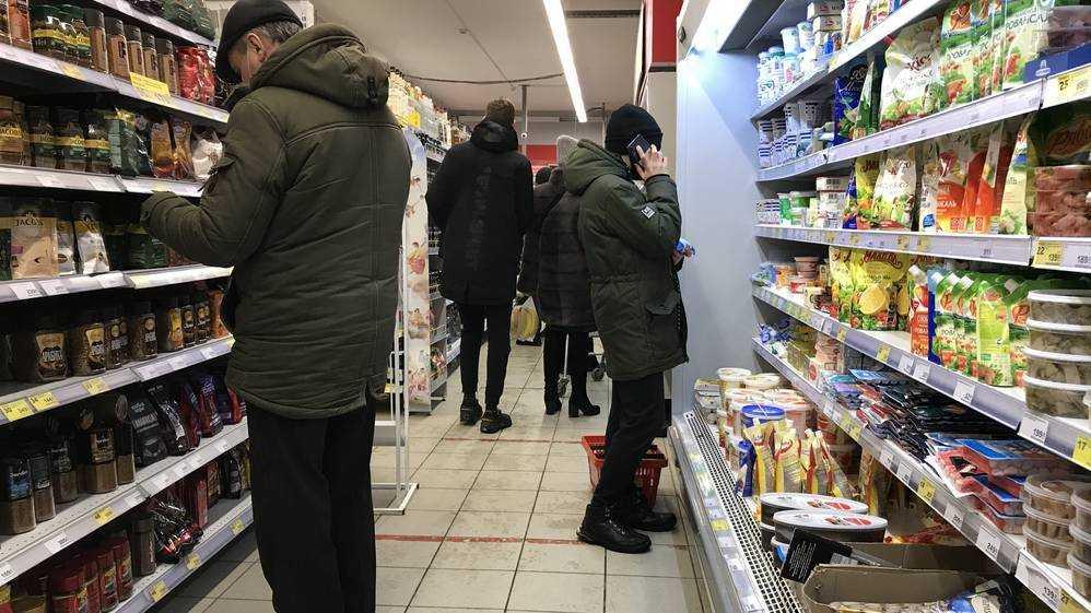 В Брянской области после коронавирусных потерь стала оживать торговля
